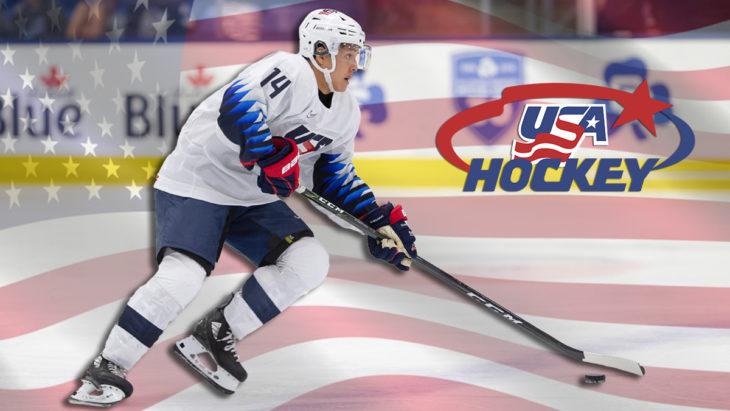 World Junior Summer Showcase-USA vs Canada