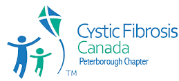 Cystic Fibrosis Canada Peterborough Logo