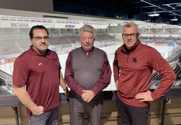 Dave Lorentz, George Gillespie, Dave Pogue