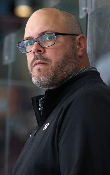 Coach Matt St. Germain