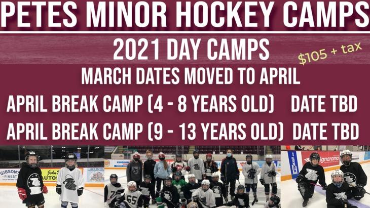 Petes Minor Camps April Update (1)