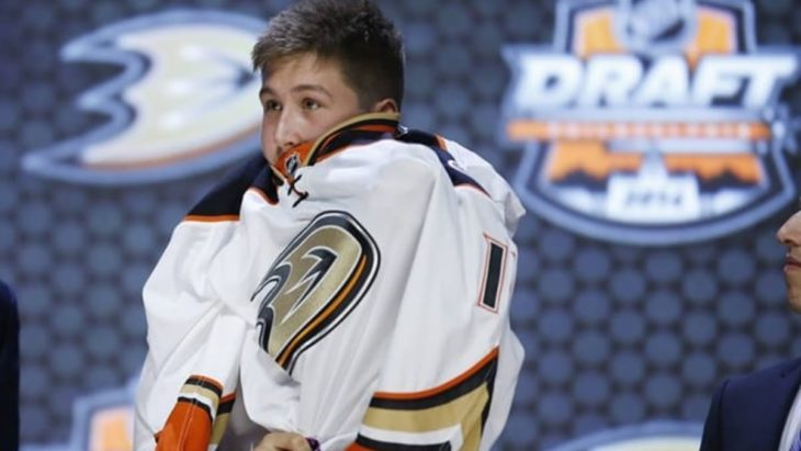 anaheim-ducks-cap-busy-day-by-landing-power-forward-nick-ritchie-with-10th-pick-in-nhl-draft