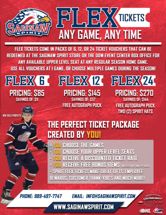 Flex Tickets 2019-20