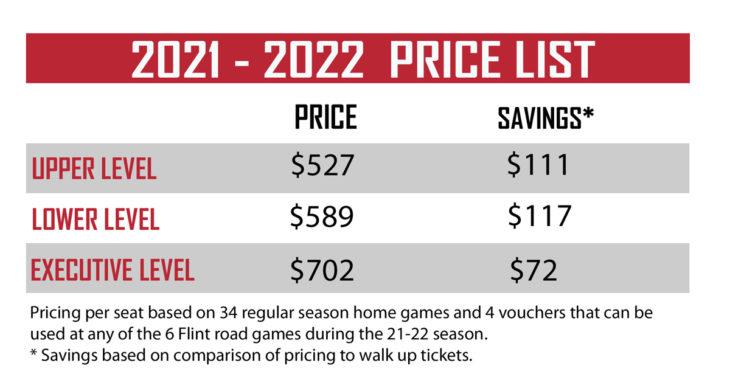 21-22 Pricing