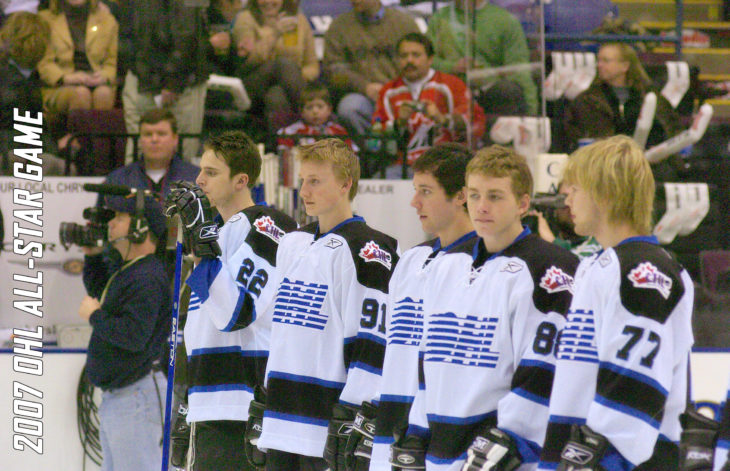 2007 OHL All Star Game