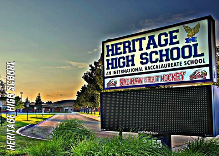 Heritage High School