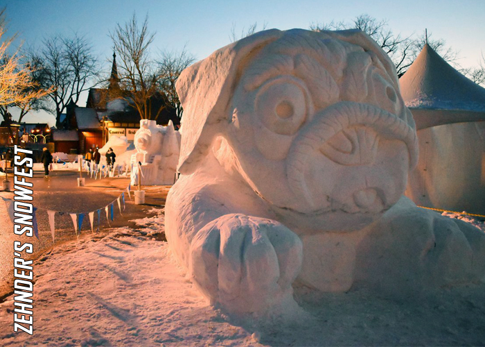 Zehnders Snowfest