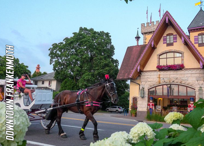 Downtown Frankenmuth