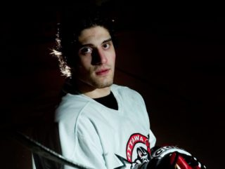 Mancari played in a total of 271 OHL games all for the Ottawa 67's, tallying 161 points