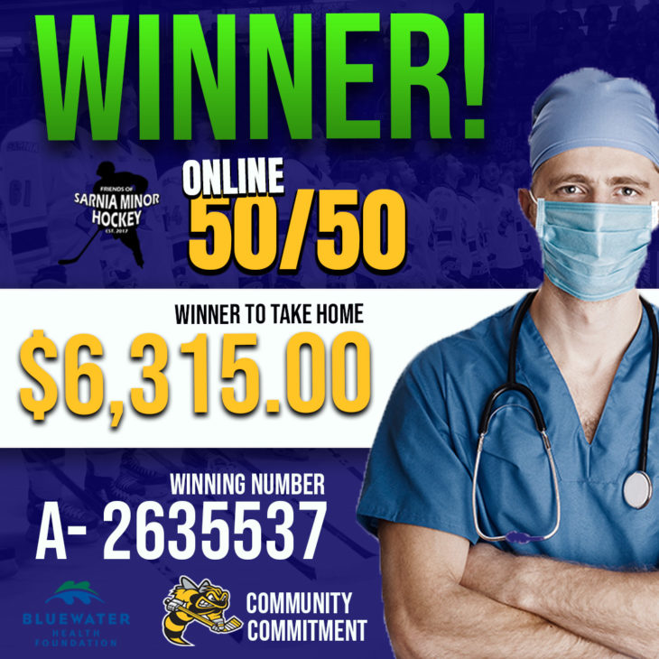 Online COVID 5050 Feed Ad IG FB Update WINNER