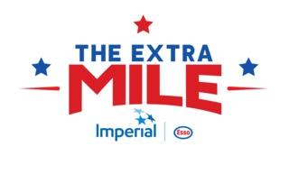 The Extra Mile Logo #2