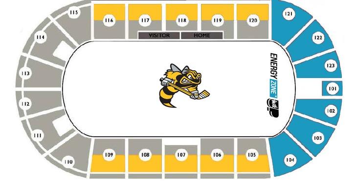 Seating Map 2