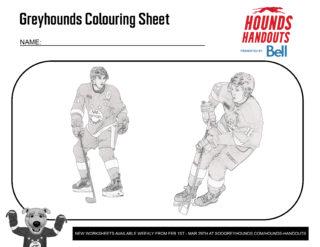 3Colouring Sheet 4