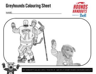 5colouring sheet 4