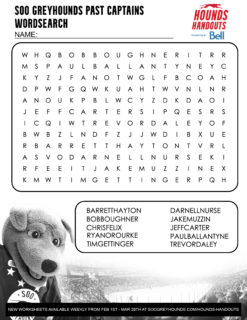 5Word search