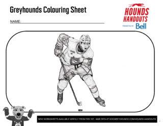 6Colouring Sheet 4