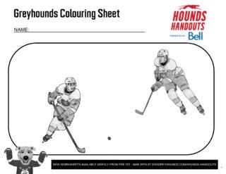 7Colouring Sheet 4