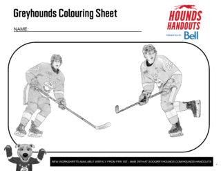 7Colouring Sheet 5
