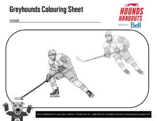 7Colouring Sheet 6