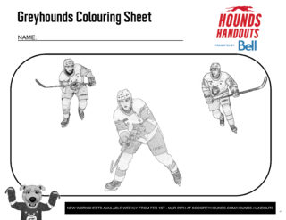 9Colouring Sheet 4