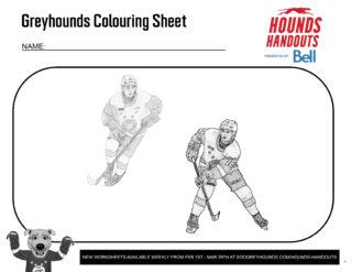 9Colouring Sheet 5