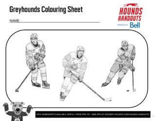 9Colouring Sheet 6