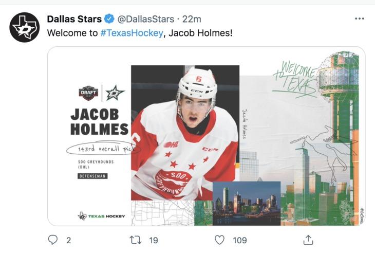 Holmes_Dallas_Tweet